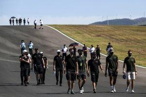 Reconnaissance de piste de JOTA Sport
