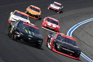 Tyler Reddick, Jordan Anderson Racing, Chevrolet Camaro Bommarito Automotive Group, Riley Herbst, Stewart-Haas Racing, Ford Mustang Monster Energy