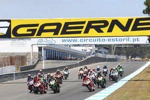 Start der Superbike-WM 2021 in Estoril: Scott Redding, Aruba.It Racing - Ducati, führt