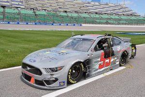 Matt Mills, B.J. McLeod Motorsports, Ford Mustang