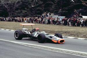 Bobby Unser, BRM P138)