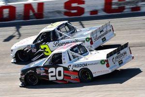Jordan Anderson, Jordan Anderson Racing, Chevrolet Silverado Bommarito.com, Spencer Boyd, Young's Motorsports, Chevrolet Silverado