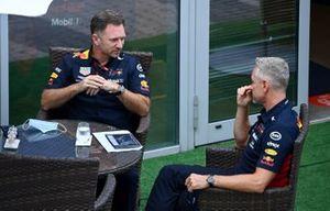 Christian Horner, Director de Equipo, Red Bull Racing