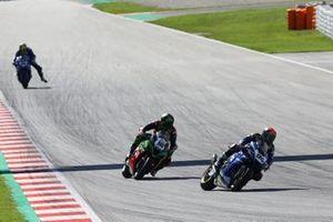 Jonas Folger, Bonovo Action by MGM Racing, Xavi Fores, Kawasaki Puccetti Racing