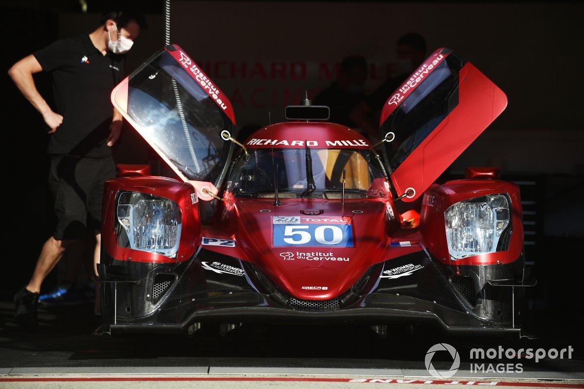 #50 Richard Mille Racing Team Oreca 07 - Gibson: Tatiana Calderon, Sophia Flörsch, Beitzke Visser