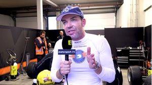 Robert Doornbos interview Gamma Racing Day Assen 2020