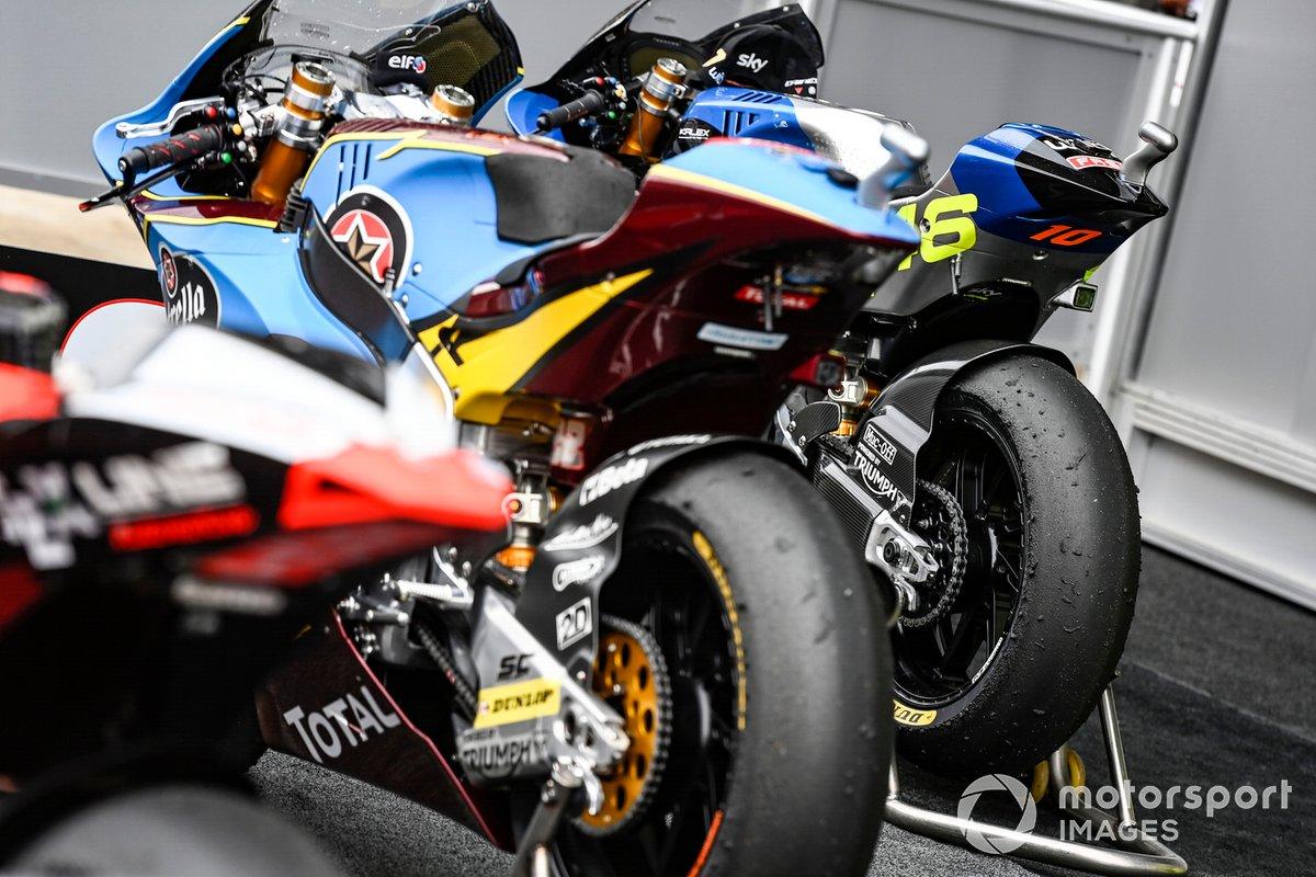 Luca Marini, Sky Racing Team VR46, bike