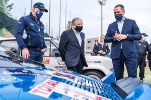 Jean Todt al RallyLegend 2020