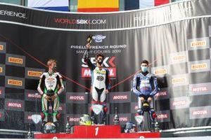 Jeffrey Buis, MTM Kawasaki Motoport, Marc Garcia, 2R Racing, Hugo de Cancellis, Team TRASIMENO