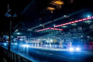 #57 Team Project 1 Porsche 911 RSR: Ben Keating, Felipe Fraga, Jeroen Bleekemolen