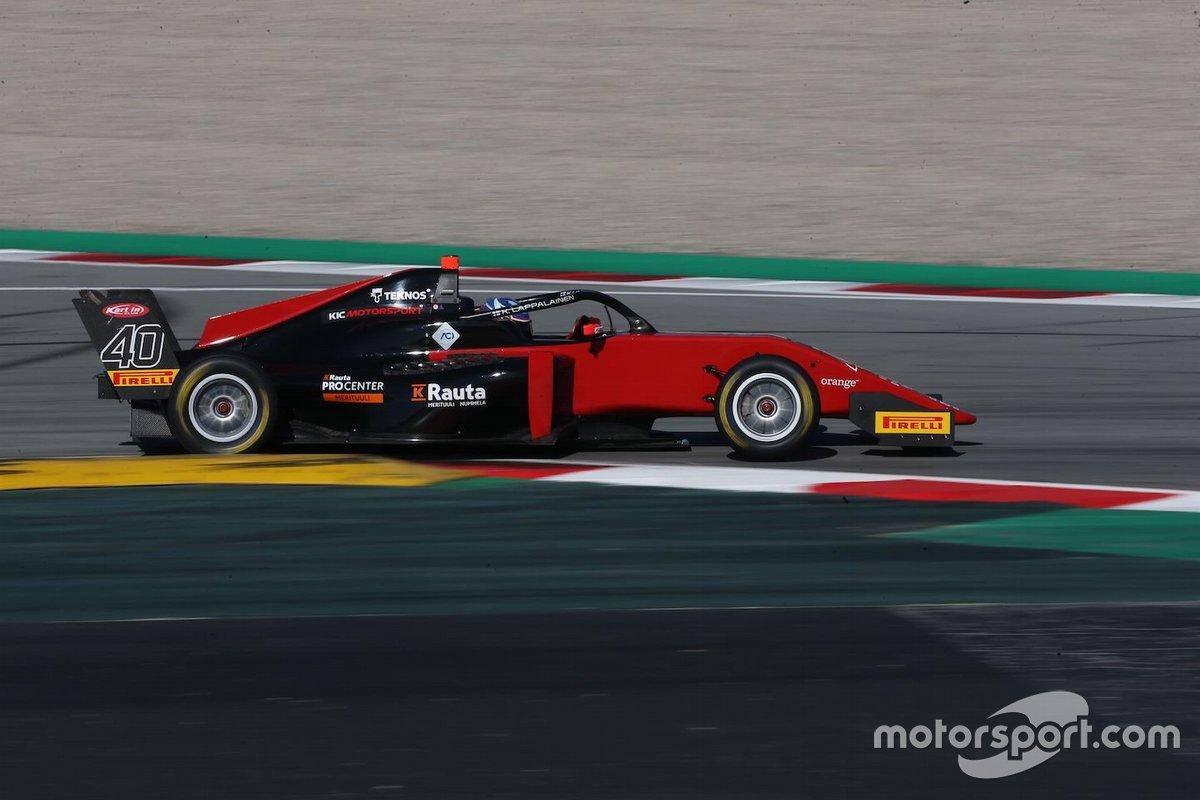 Konsta Lappalainen, Kic Motorsport