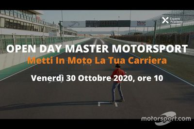 Open Day Master Motorsport