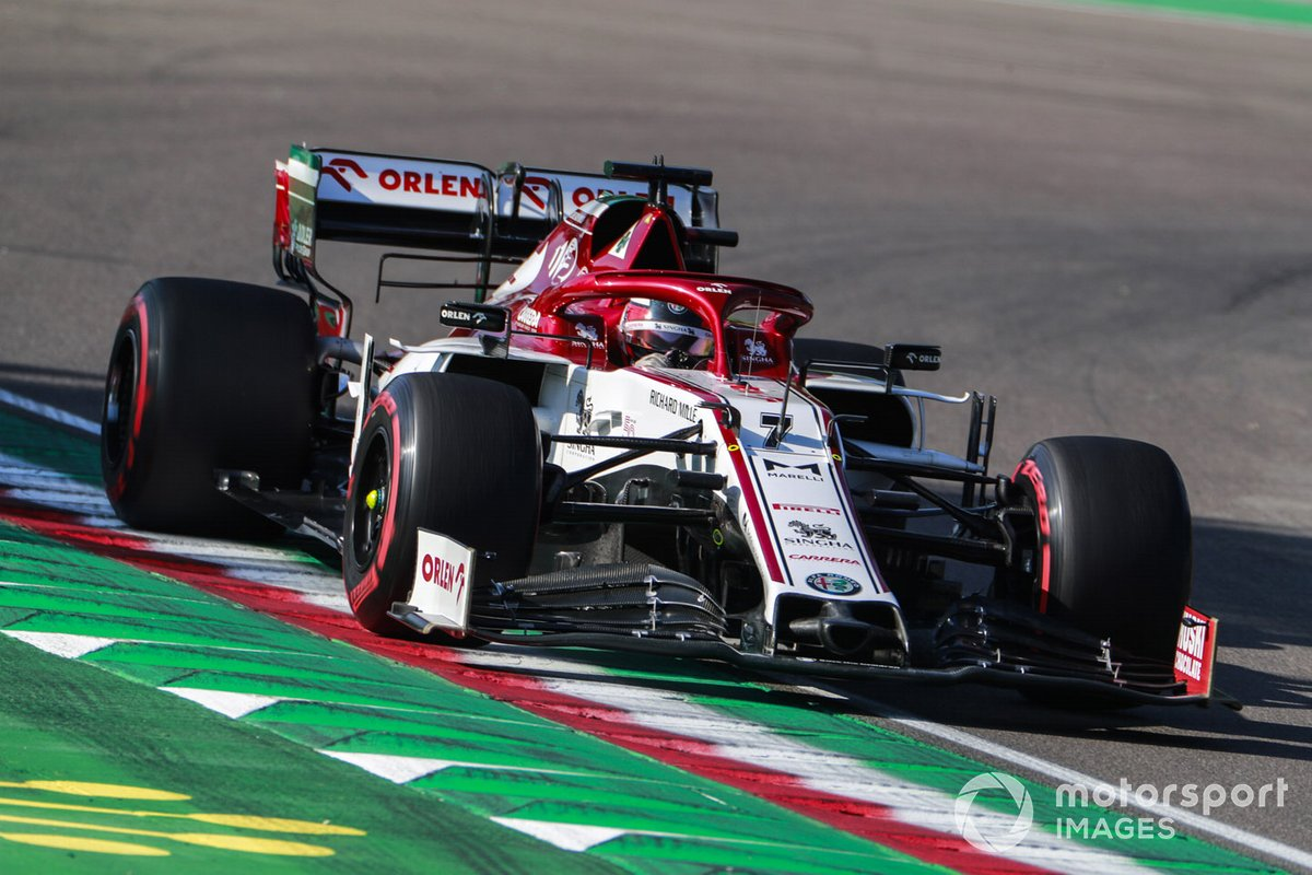 2020: Alfa Romeo Racing C39