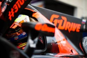 #26 G-Drive Racing Aurus 01 – Gibson: Jean-Eric Vergne