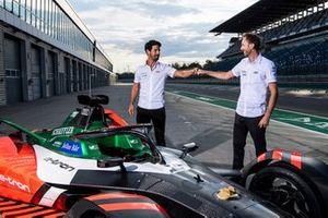 Лукас ди Грасси и Рене Раст, Audi Sport ABT Schaeffler