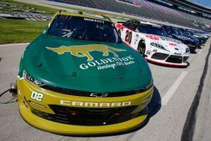 Brett Moffitt, Our Motorsports, Chevrolet Camaro GOLDEN FOX FOOTWEAR