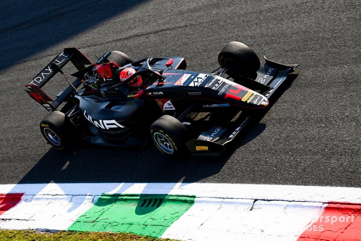 Enzo Fittipaldi, HWA Racelab