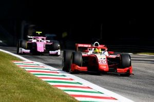 Mick Schumacher, Prema Racing and Giuliano Alesi, BWT HWA Racelab