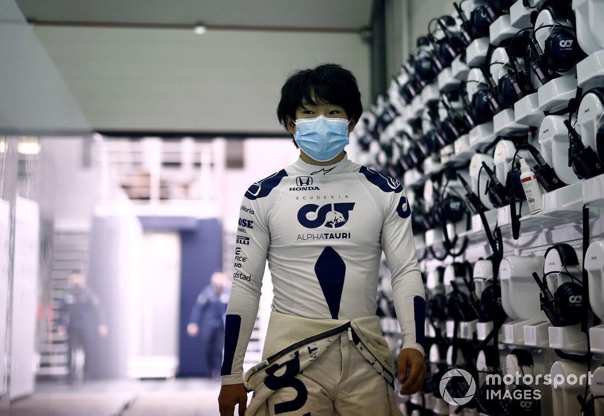 Yuki Tsunoda, Honda Formula Dream Project dans le garage