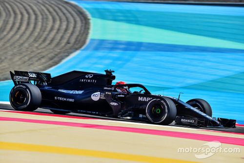 Test Renault Sport Academy