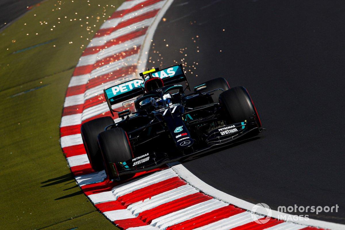 Eifel - Valtteri Bottas, Mercedes