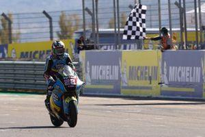 Race winner Sam Lowes, Marc VDS Racing