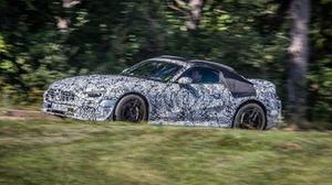 mercedes-benz-sl-roadster-teaser-photo-side-view