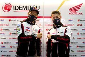 Takaaki Nakagami, Team LCR Honda, Lucio Cecchinello, teambaas Team LCR Honda