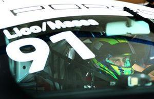Felipe Massa na Porsche Cup
