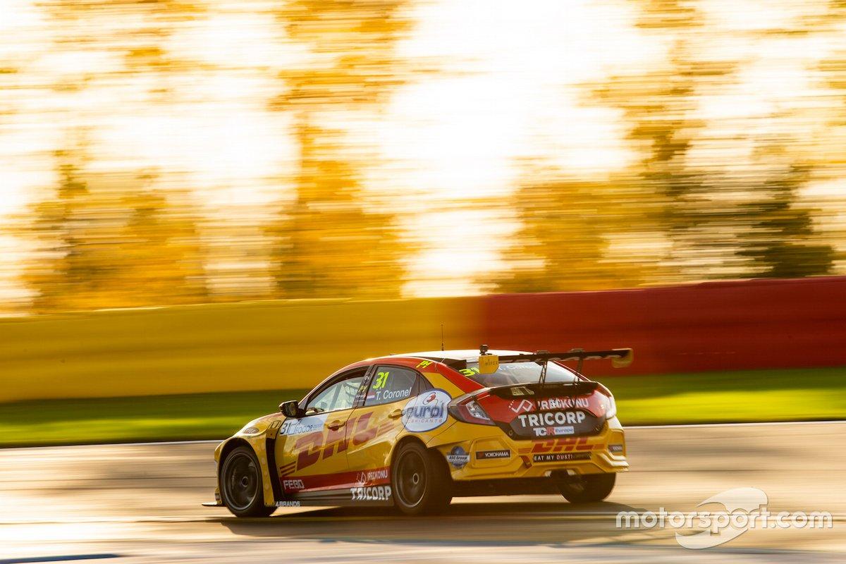 Tom Coronel, Boutsen Ginion Racing, Honda Civic Type R TCR