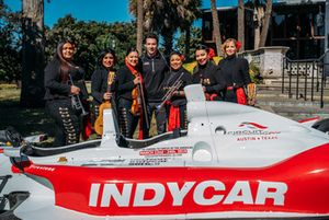 Simon Pagenaud, Las Coronelas - IndyCar, San Antonio