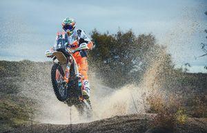 #34 KTM Racing Team: Mario Patrao
