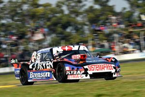 Matías Rossi, Nova Racing, Ford