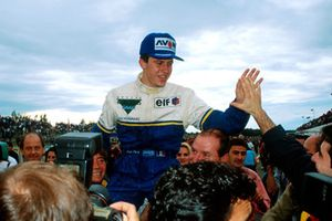 Le Champion Olivier Panis, DAMS