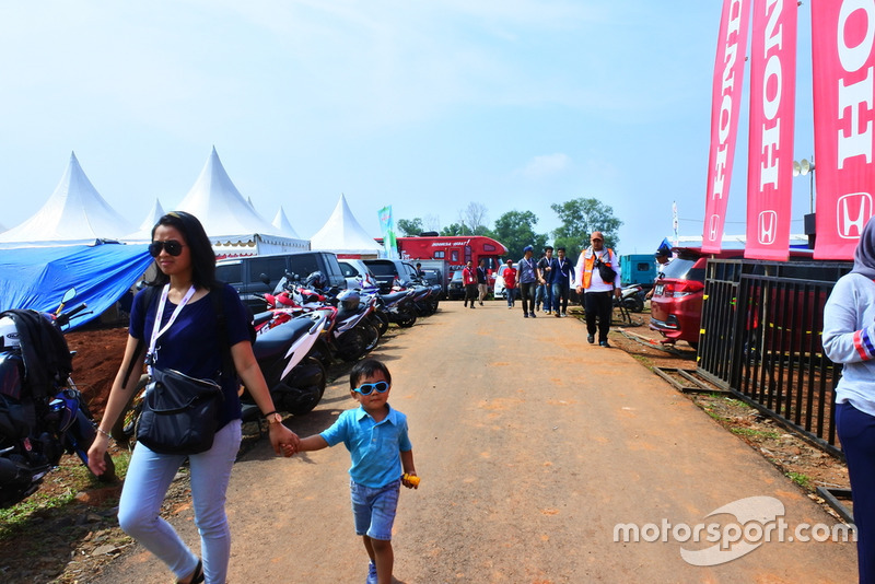 Paddock BSD City Grand Prix 2018