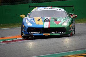 Ferrari 488 #173, Ineco MP Racing: Corinna Gostner