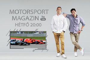 Motorsport Magazin 2018.10.22