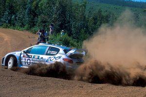Marcus Gronholm, Peugeot 206