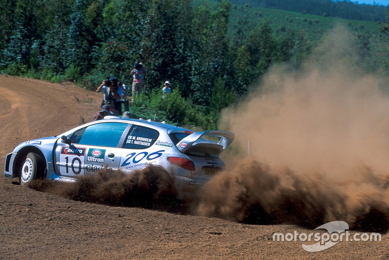 Rallye d'Australie 2000