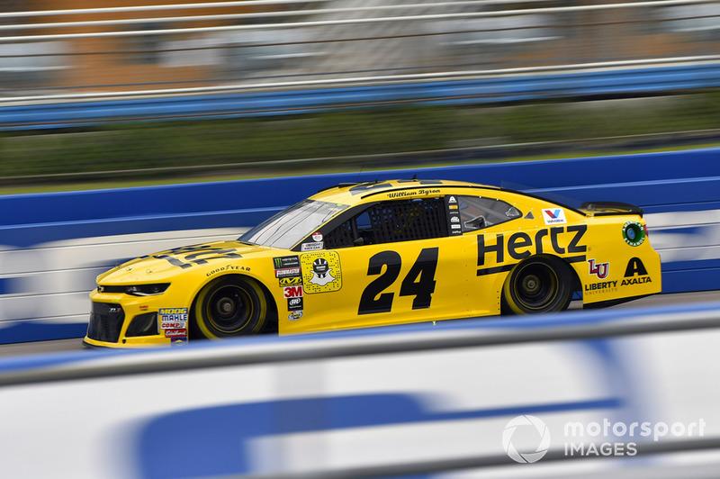 28. William Byron, Hendrick Motorsports, Chevrolet Camaro Hertz
