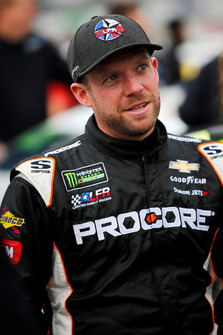 Regan Smith, Leavine Family Racing, Chevrolet Camaro WRL General Contractors
