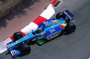 Alexander Wurz, Benetton B199