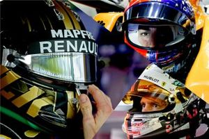 Helm spesial F1 2018