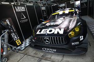 #65 K2 R&D Leon Racing Mercedes SLS AMG GT3