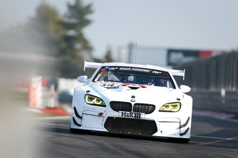 #34 Walkenhorst Motorsport BMW M6 GT3: Christian Krognes, Rudi Adams, David Pittard