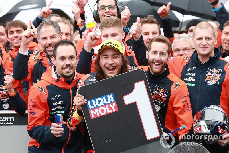Mundial de Motocilismo (Moto3): Can Öncü, 15 anos e 119 dias – GP de Valência, 2018