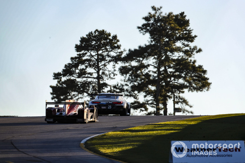 #31 Action Express Racing Cadillac DPi, P: Eric Curran, Felipe Nasr, Gabby Chaves, #25 BMW Team RLL BMW M8, GTLM: Alexander Sims, Connor de Phillippi, Bill Auberlen