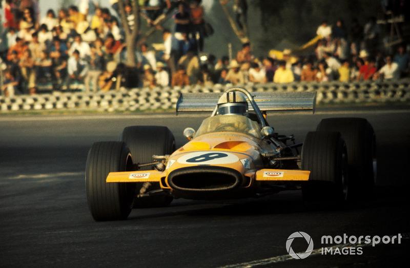1970-1971: McLaren-Ford M14A