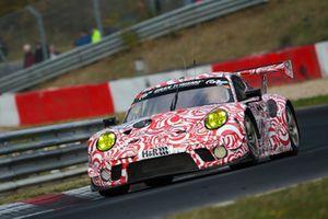 #911 Manthey Racing Porsche 911 GT R: Michael Christensen, Mathieu Jaminet