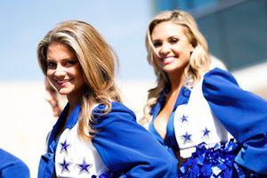 Cheerleader dei Dallas Cowboys